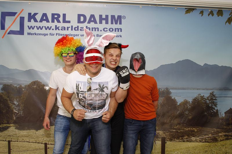 Handwerkertage 2018 - Chiemsee Photobooth