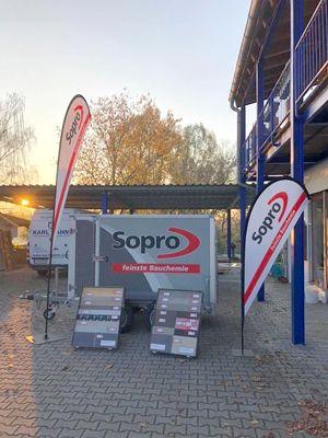 Sonderverkaufstag bei KARL DAHM - Firma Sopro