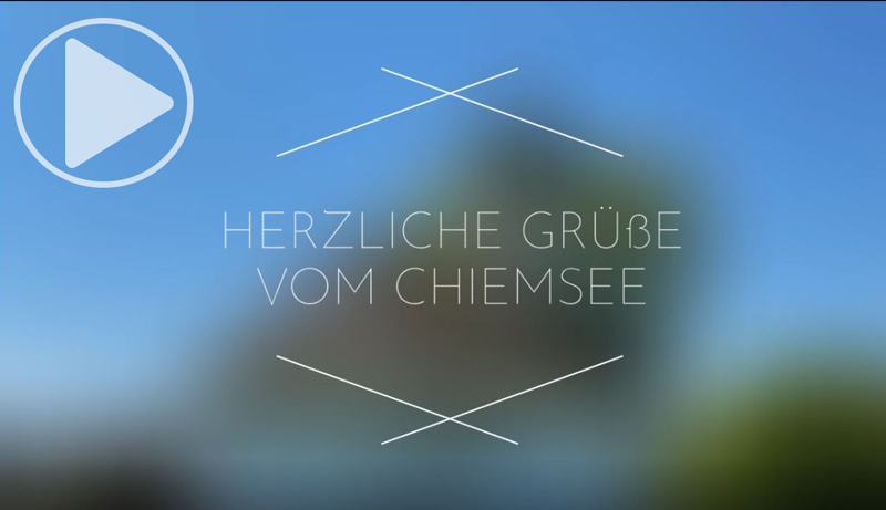 Handwerkertage Video Chiemsee | KARL DAHM